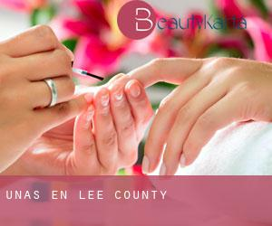 Uñas en Lee County