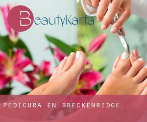 Pedicura en Breckenridge