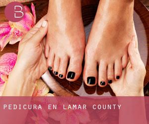 Pedicura en Lamar County