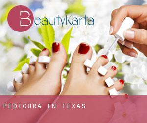 Pedicura en Texas