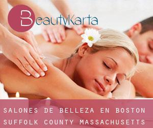 salones de belleza en Boston (Suffolk County, Massachusetts)